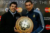 Rojo and Di Maria named in Copa America best XI
