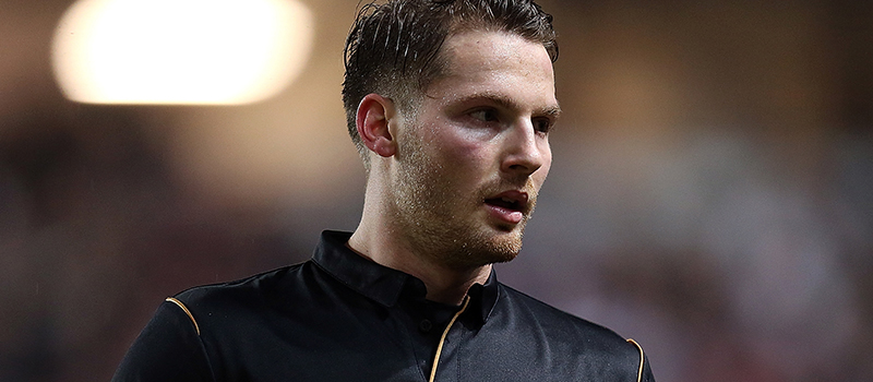 Nick Powell shares photo of surgery scars as injury recovery nears completion