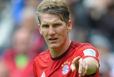 Raphael Honigstein: Bastian Schweinsteiger is suited to the holding midfield role