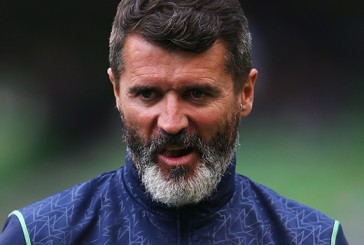 Manchester United legend Roy Keane jokes: 'I made Ronaldo!'