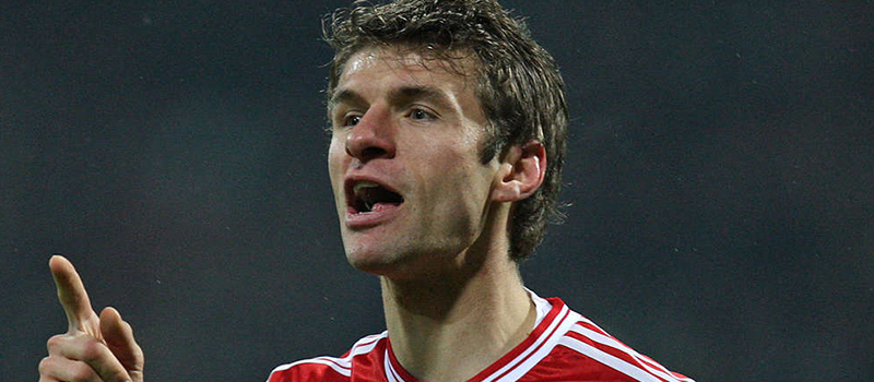 Manchester United table Thomas Muller bid – report
