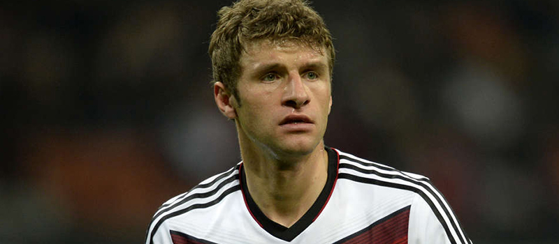 Thomas Muller open to Manchester United move and is flattered by Louis van Gaal's interest