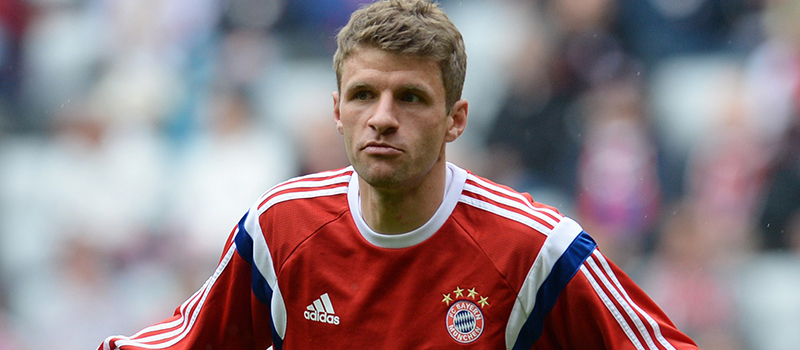 Bayern Munich chief executive Karl-Heinz Rummenigge: Manchester United have not made an offer for Thomas Muller