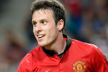 Angelo Henriquez is still a Manchester United player