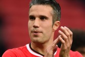 Van Persie: Van Gaal didn't give me a chance