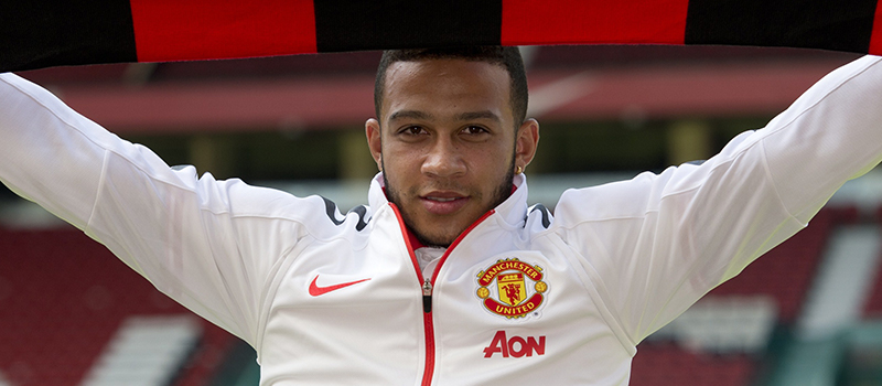 New Manchester United signing Memphis Depay put through his paces on pre-season tour