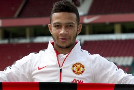 Fans' view: Memphis – Man Utd's new No.7