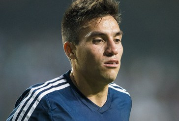 Rumoured Manchester United target Nicolas Gaitan signs new four-year deal at Benfica