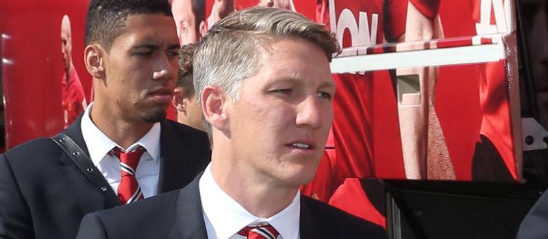 Bastian Schweinsteiger ready to make his Manchester United debut against Club America
