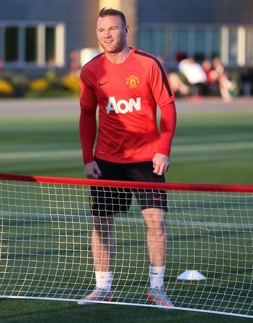 Manchester-united-training-seattle-3
