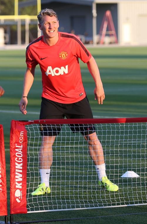 Manchester-united-training-seattle-7