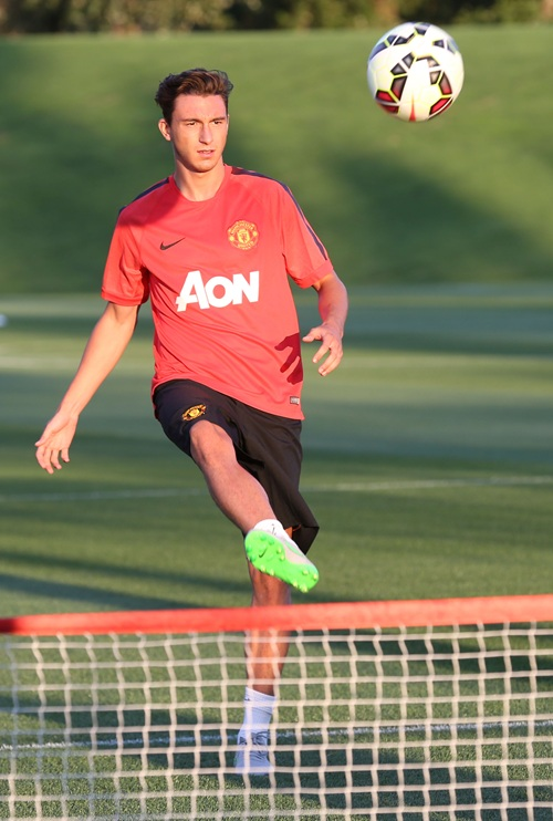 Manchester-united-training-seattle-9