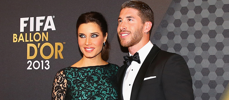 Sergio Ramos' girlfriend prepared to follow him wherever he moves
