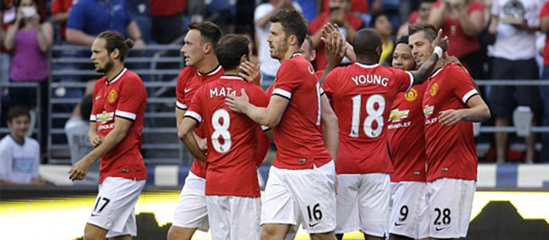 Manchester United make their way to San Jose for second leg of pre-season tour