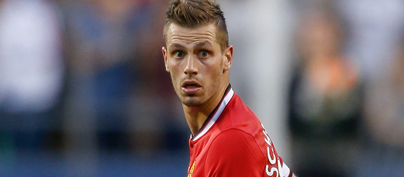 Morgan Schneiderlin pleased with goal on Manchester United debut