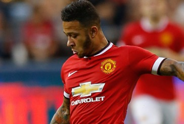 Memphis Depay impresses Manchester United fans with display against Paris Saint-Germain