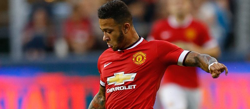 Memphis Depay 'honoured' by No.7 shirt at Manchester United