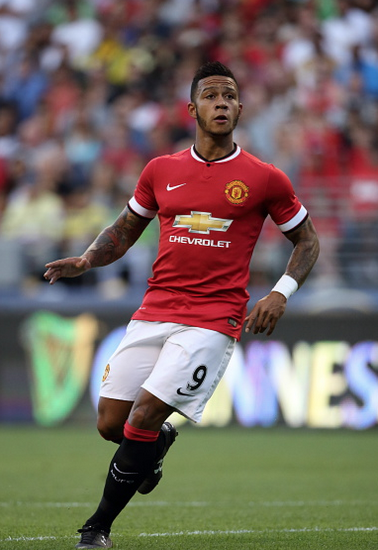 Memphis Depay enjoys solid Manchester United debut against Club