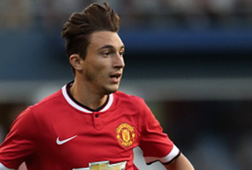 Manchester United fans hail Matteo Darmian following performance against Paris Saint-Germain