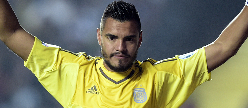 Sergio Romero will be Manchester United's first choice if David de Gea leaves for Real Madrid – report