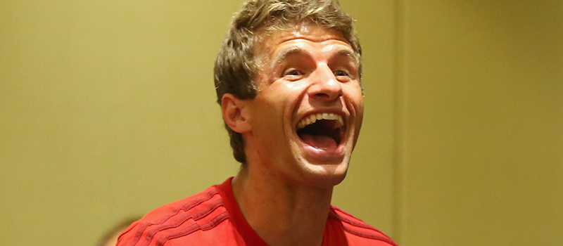 From Germany: Official – Manchester United make official €85m bid for Thomas Muller