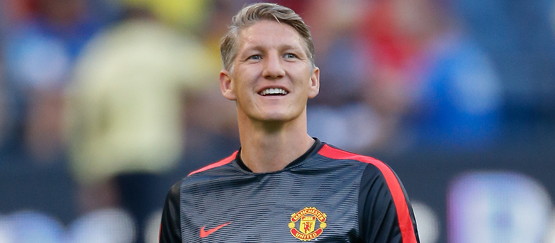 Bastian Schweinsteiger loving life at Manchester United and building great relationship with fans