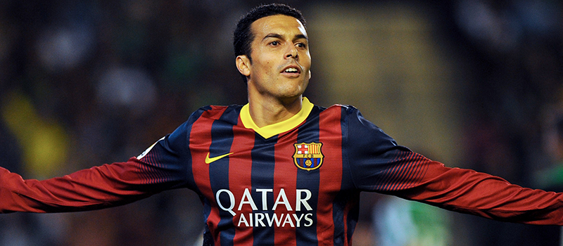 Barcelona confirm Pedro Rodriguez has put in a transfer request