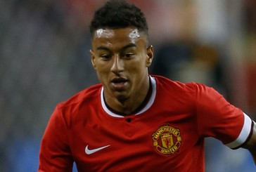 Manchester United midfielder Jess Lingard says Louis van Gaal 'sees me playing games this season'