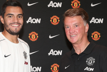 Louis van Gaal delighted with Sergio Romero signing