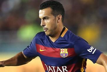 Manchester United set to sign FC Barcelona's Pedro with Ed Woodward in Spain to finalise deal