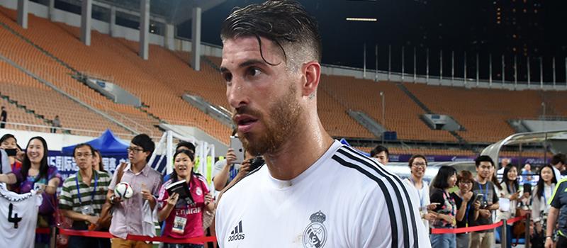 Sergio Ramos 20