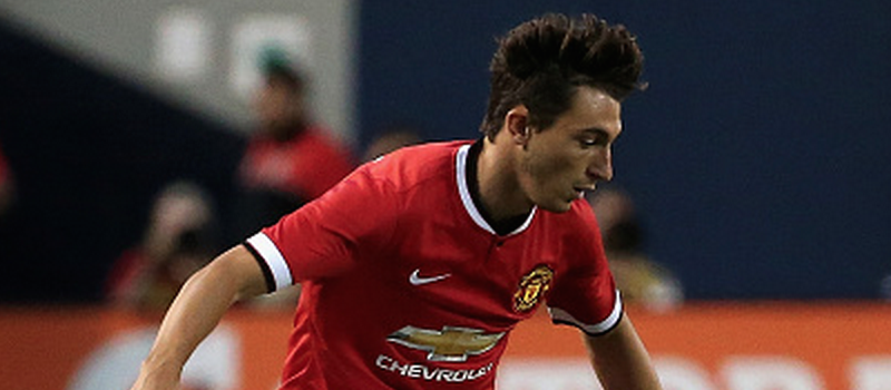 Louis van Gaal very pleased with Matteo Darmian's start at Manchester United