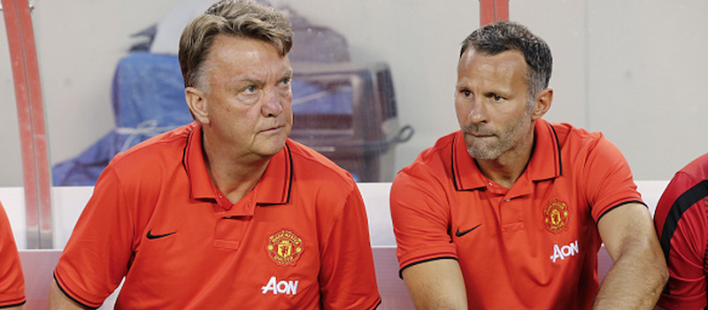 Louis van Gaal intends to use 4-3-3 formation for Manchester United next season