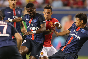 Match Gallery: Manchester United 0-2 Paris St-Germain