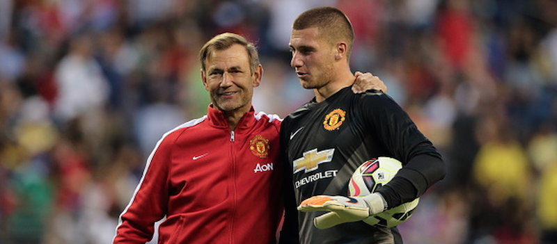 Sam Johnstone wants loan move away from Manchester United for first-team football