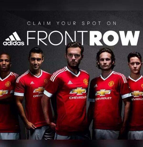 Daley Blind Wallpaper: Manchester United Launch New Adidas Kit For 2015/16 Season