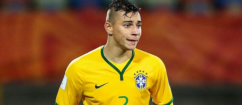 Manchester United bid for Brazilian youngster Joao Pedro – report