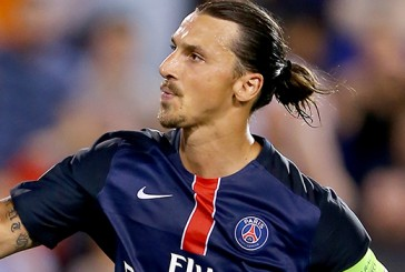 Zlatan Ibrahimovic rules out Paris Saint-Germain stay amid Manchester United links