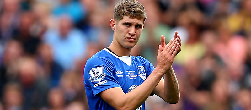 Everton defender John Stones hands in formal transfer request