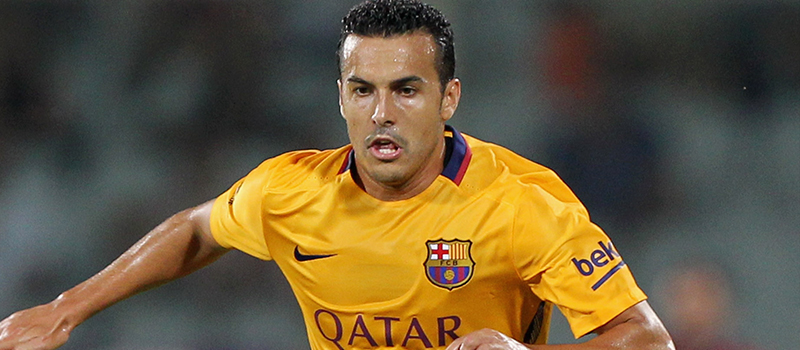 From Spain: Chelsea have agreed deal to sign Pedro Rodriguez