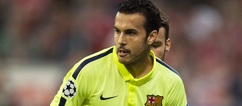 Pedro 'very excited' to join Chelsea after ignoring Manchester United advances