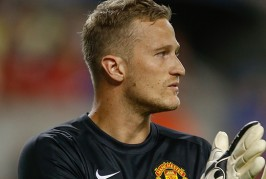 Lindegaard happy at West Brom move