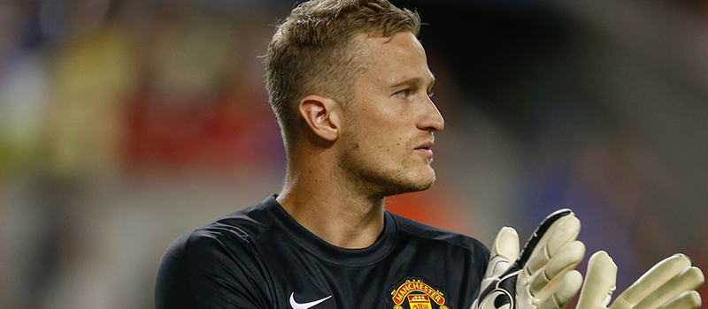 Anders Lindegaard told he can leave Manchester United