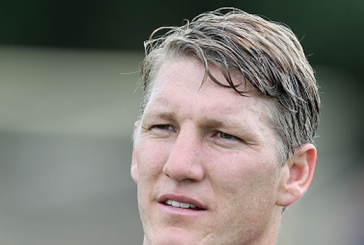 Photos: Bastian Schweinsteiger training with Manchester United ahead of Spurs game