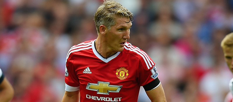 Bastian Schweinsteiger blown away by the Old Trafford atmosphere