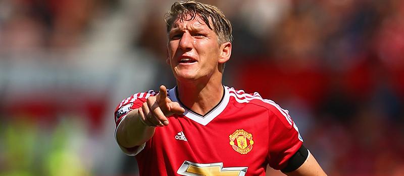 Bastian Schweinsteiger enjoys solid debut for Manchester United against Tottenham Hotspur