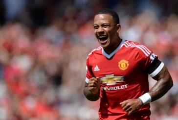 Memphis Depay confident he can do the No.7 shirt proud at Manchester United