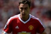 Darmian feeling emotional after Man United debut
