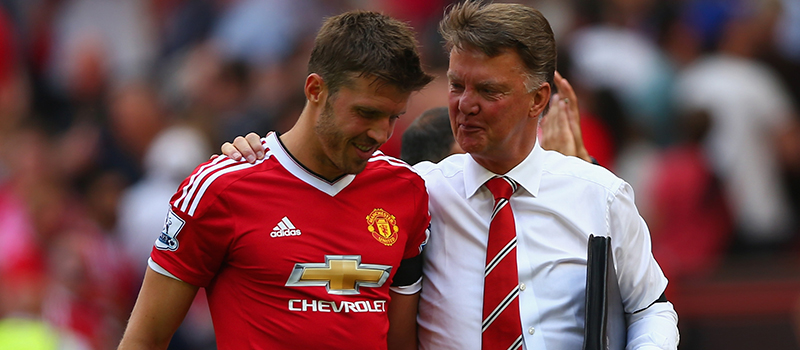 Wilson: Carrick most technically gifted I've played with