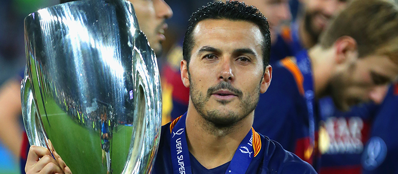 Manchester United dropping interest in Pedro was Louis van Gaal's decision – report